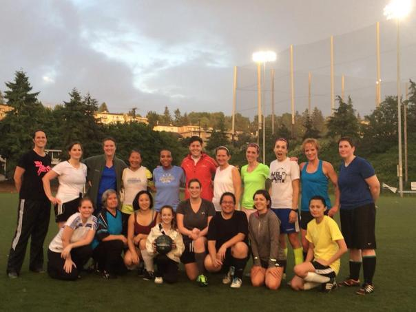 Pro Skills Soccer Adult Womens Clinic