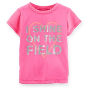 Carters Spring Girls Tee Inspirational
