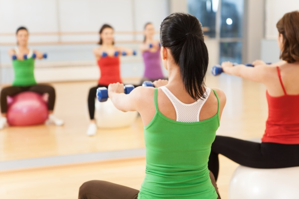 Women Fitness Active Exercise Group Beginning Tips