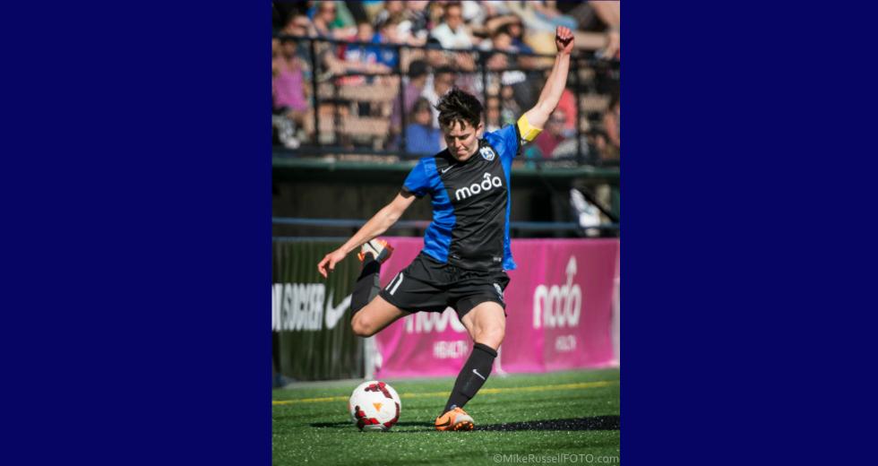 Keelin Winters Seattle Reign FC Pro Skills Soccer