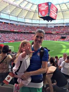 FIFA Womens World Cup 2015 Vancouver Canada  BC place