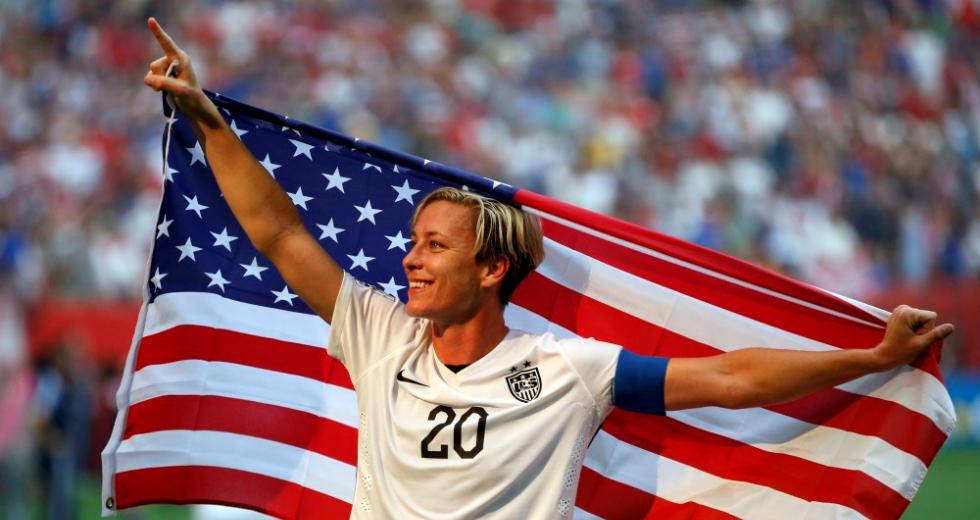 Abby Wambach Retirement Soccer USWNT