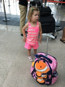 Holiday Air Travel Tips Kids Family