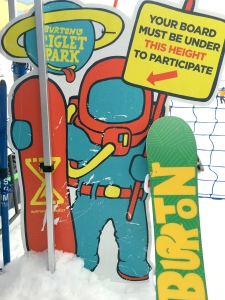 Burton Snowboards Riglet Park Lessons Kids