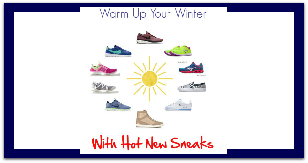 Hot New Sneaks Cover