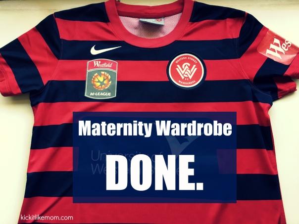 Sports Maternity Wear