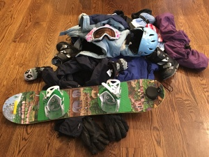 Ski Snowboard Gear Kids