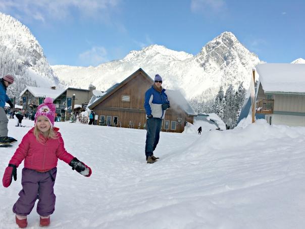 Skiing Snowboarding Kids