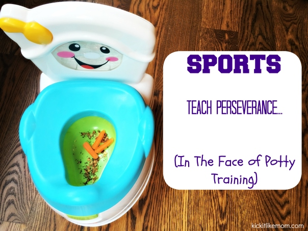 Sports Lessons Persevernce