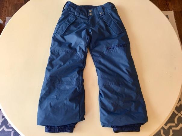 Burton Boys Parkway Snow Pants