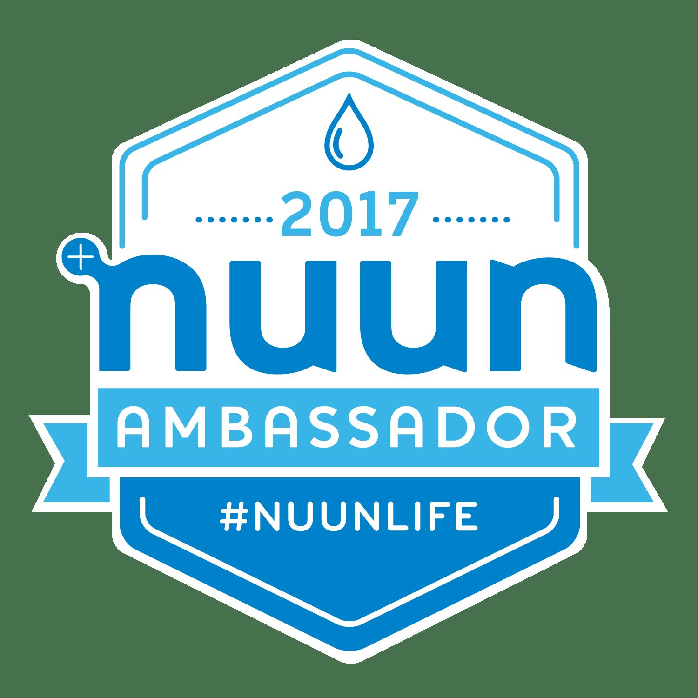 2017 nuun hydration ambassador