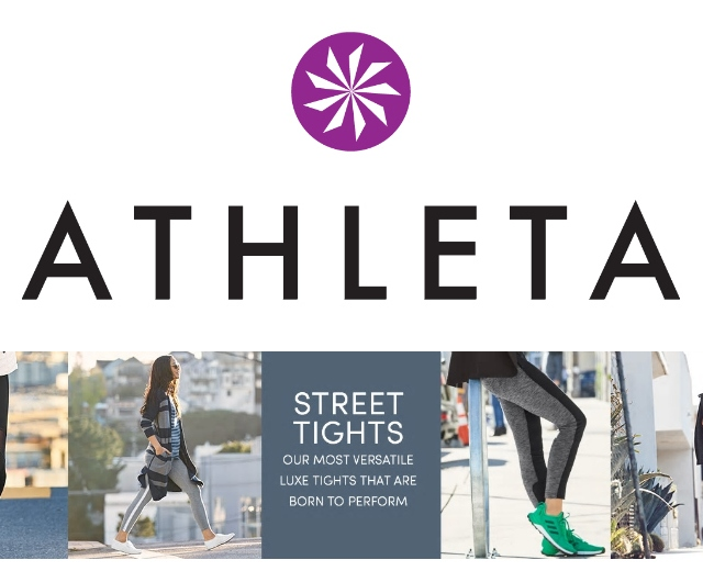 Athleta Street Tight Cover