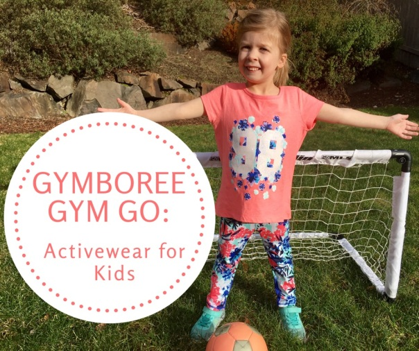Gymboree Gym Go Kids Activewear Preschool Toddler
